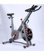 Indoor Cycling professionale Sp6500 Professional Volano 24 kg  con Bletooth App Fitshow Kinomap  Zwift