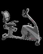 Bicicletta da camera BRX R 95 COMFORT Recumbent Elettromagnetica con rivevitore wireless Toorx Art BRX R 95 COMFORT