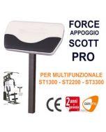 Cuscino Accessorio Scott Pro per Palestra Multifunzione ST 1300 2000 3300