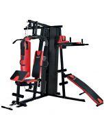 Palestra Multistazione HOME GYM gym ST 5200 - ST 5250 3 stazioni con 95 kg pacco pesi e sacco Boxe